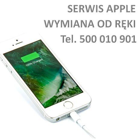 Oryginalna Bateria iPhone 6 6S 7 8 + Wymiana Baterii Serwis