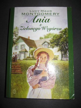 Ania z Zielonego Wzgórza Lucy Montgomery