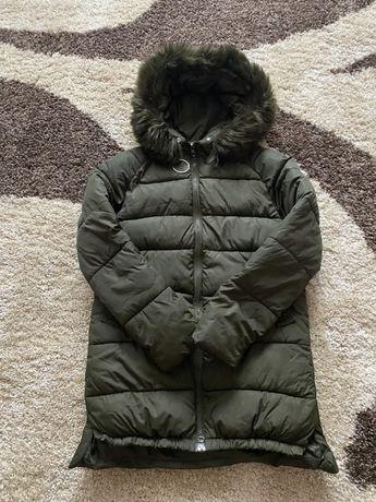 Пальто куртка зима S/M