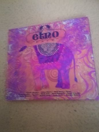 Płyta CD Etno Cafe