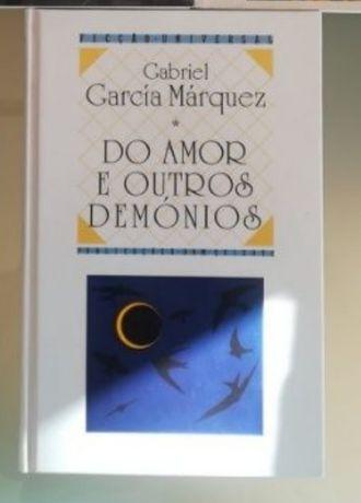 Livro de Gabriel Garcia Marquez