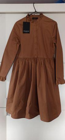 Sukienka PRemium 1/3 ceny  wyjatkowa Selected Femme