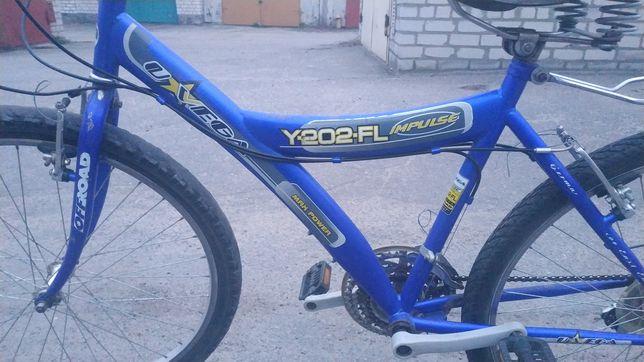 Горно спортивный велосипед U Vega