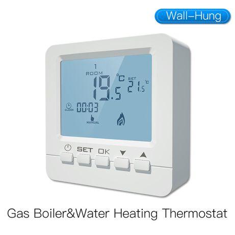 термостат для газового котла программируемый ±0,5 C Moes
