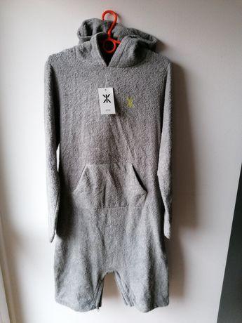 Ręcznikowy kombinezon Onepiece nowy rozmiar XS piżama