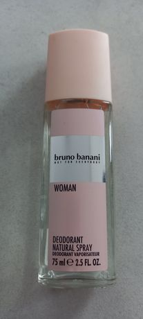 Brunon Banani woman Deodorant natural spray  75ml