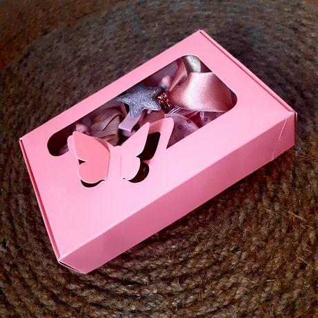 Подарочный набор резинок для девочки