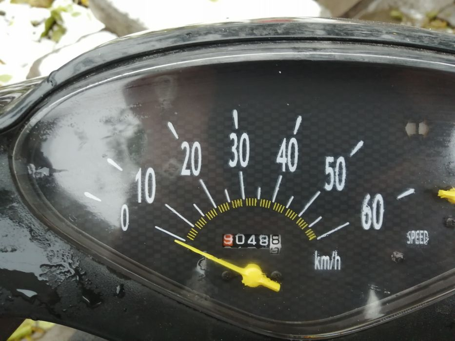 Honda dio af 62 продам в цьом году міняв поршня новий акумулятор Фастов - изображение 1