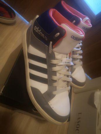 Buty Adidas rozmiar 38 w stanie dobrym
