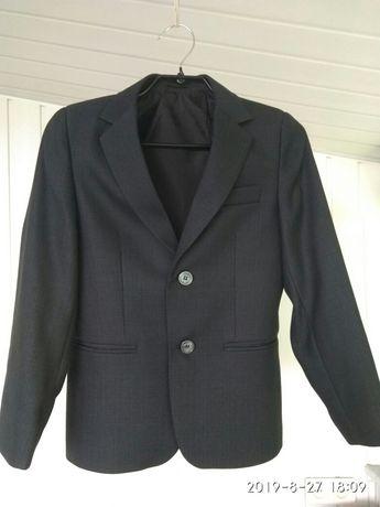 Пиджак школьный 9-10 лет