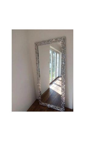 Duże lustro 9003 stojące 50x190 wysoki połysk GLAMOUR do selfie
