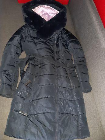Куртка пуховик зимний синтепух