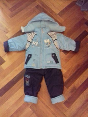 Комбинезон демисезонный куртка