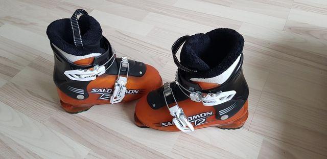 buty narciarskie Salomon T2 RT Junior rozmiar 21/21,5