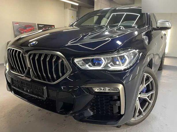 BMW X6 50dM 2021