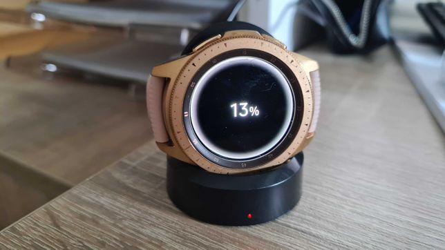 Samsung Galaxy Watch 42mm różowo-złoty