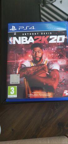 Gra NBA 2k20 - PS4