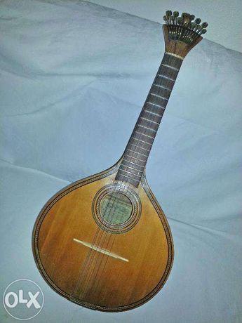 Guitarra Portuguesa de 1913