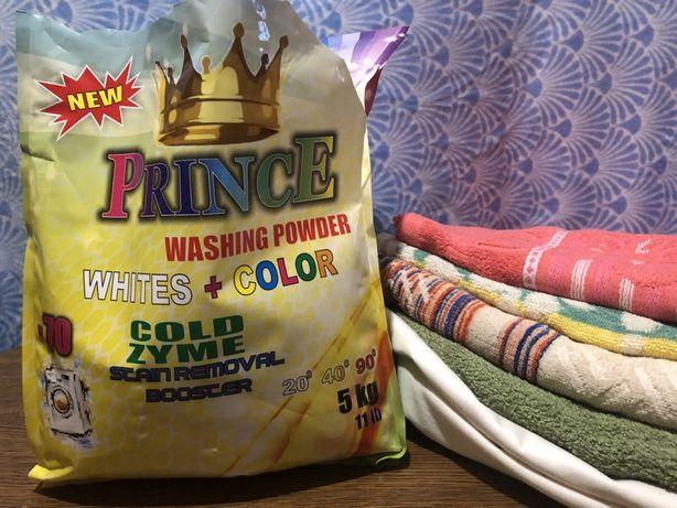 Новинка! Стиральный порошок Prince (5кг)