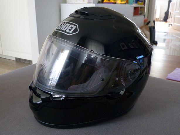 Kask motocyklowy Shoei Qwest czarny XL 61-62 cm
