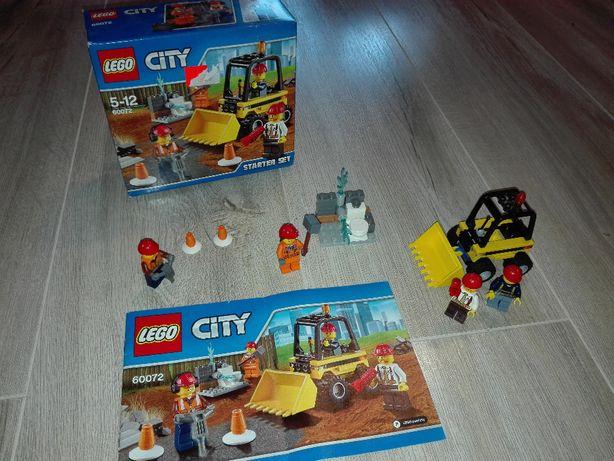 Lego City 60072 Wyburzanie Zestaw Startowy 60072