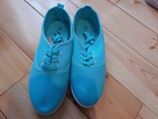 Buty trampki tenisówki nowe rozmiar 37