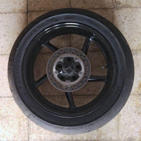 Yamaha R1 04 a 09 - Jante / roda traseira
