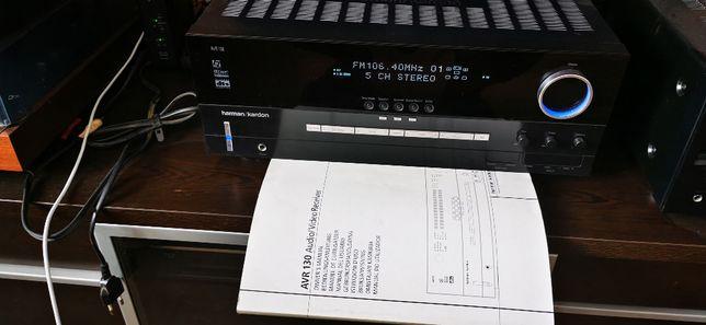 Harman Kardon AVR 130,5,1-5x45W+subwoofer,DOLBY Digital,Prologic,DTS.