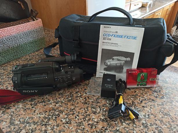 Câmara filmar Sony para colecionador