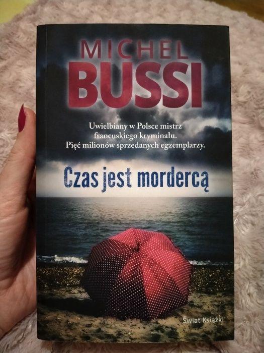 Czas jest mordercą, Michel Bussi Rumia - image 1