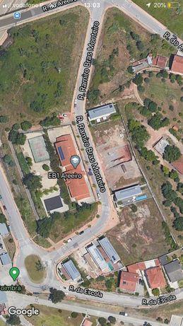 Terreno de construção em Coimbra - Areeiro