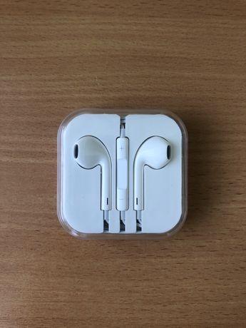 Наушники EarPods Apple IPhone разъем Jack 3.5 Earphones