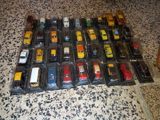 Taxis de colecção