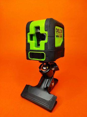 Лазерный уровень DELTA mini CUBE 2D (Firecore Huepar Sndway)
