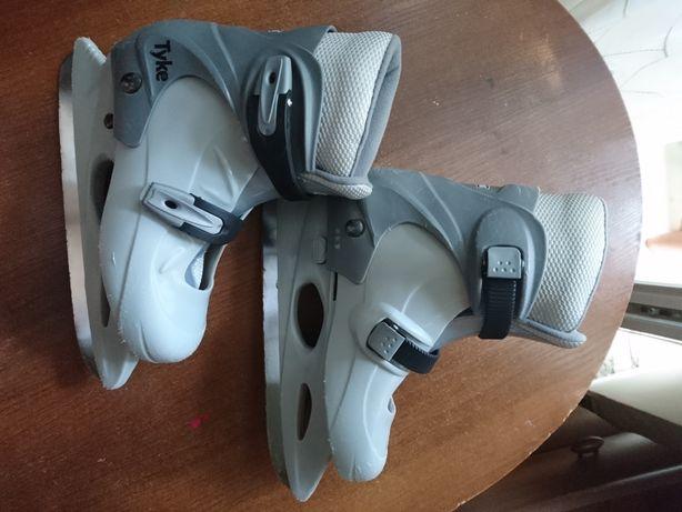 Раздвижные детские коньки Tyke CCM, размер 34-36