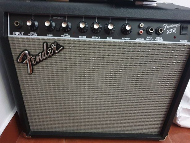 Amplifica Fender