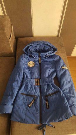 Куртка демисизонная детская
