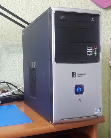 Персональный компьютер - 2 ядра - 2.8GHz/ 4Гб ОЗУ/ 80ГБ HDD