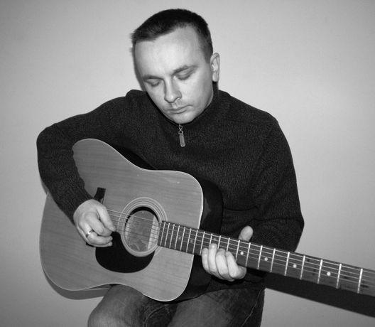 Nauka gry na gitarze (akustycznej, elektrycznej, basowej) ukulele