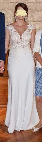 Suknia ślubna rybka Kaledonia