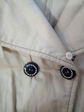 Плащ-пальто колокольчик