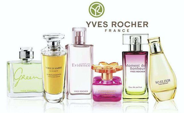 Туалетная, парфюмированная вода, мужская и женская Ив Роше Yves Rocher