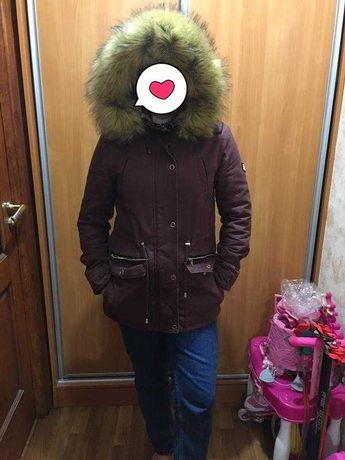 Куртка/парка зимняя Pinkie