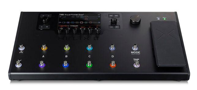 LINE 6 HELIX LT гитарный процессор + кейс