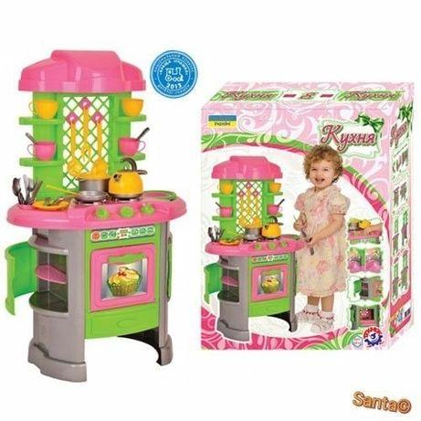 """Акция!Кухня для девочек,кухни, детская 8 """"Технок"""" 0915 плюс ПОДАРОК!"""