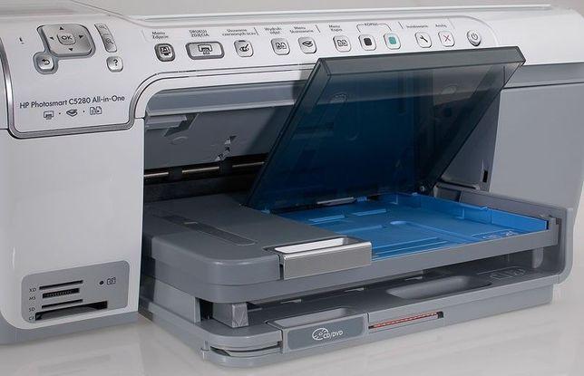 drukarka HP ze skanerem