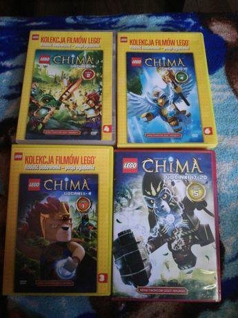 Film lego Chima dvd