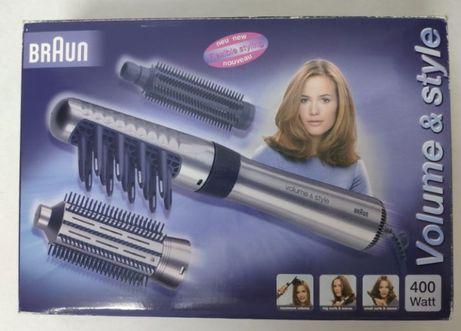 Braun Volume & Style modelador de cabelo
