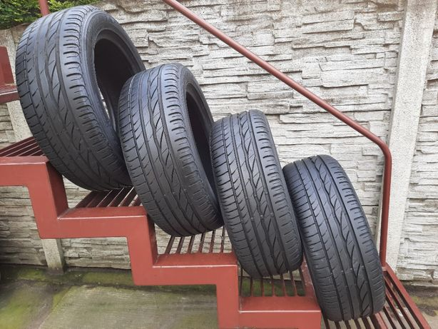 4 Opony letnie 195/55 R15 Bridgestone Montaż i wyważanie gratis!