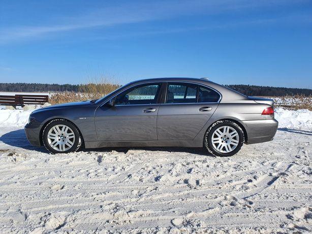BMW 730D E65 2003r 330 tyś km  full opcja!!! Zamiana!!!